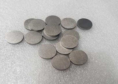 China Tungsten Stationary Anode Tungsten Rhenium Targets Silver - Gray Metallic Solid supplier