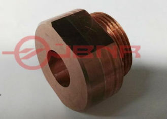 China Solid WCu Welding Electrodes supplier