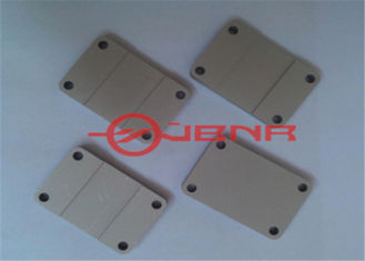 China High Thermal Expansion Cu / Mo / Cu Heat Spreader , CMC Alloy Copper Heat Sink supplier