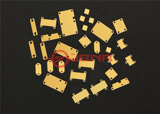 China Tungsten - Copper W - Cu Hermetic Packages Electronics Component Heat Sink supplier