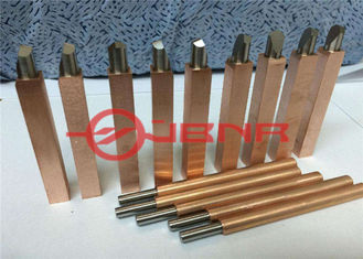 China Electro - Forging Welding Electrodes Facings For Upsetting Of Studs And Rivets supplier
