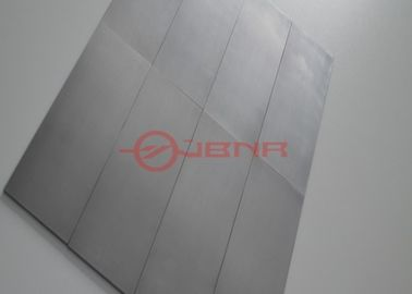 China Sputtering Target Niobium Sheet , Cold Rolled Non Ferromagnetic Niobium Plate factory