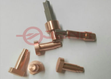 China CuCrZr CuCr Spot Welding Electrodes No Defects With Smooth Surface factory