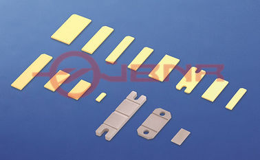 China WCu Flanges / Heat Sink W90Cu10 W80Cu20 W50Cu50 Substrates With Excellent TC factory