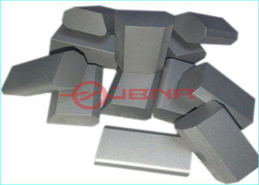 Welded On Tungsten Carbide Products , Tungsten Carbide Inserts For Snow Plow Blades