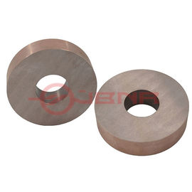 China Molybdenum Copper Disk Mo70cu30 Heatsink For Space Flight And Aviation factory