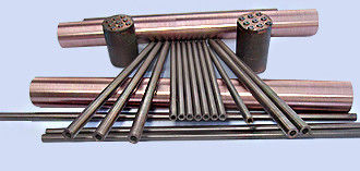 China Wolfram Copper Alloy High - Voltage Electrode W80Cu20 For Resistance Welding factory
