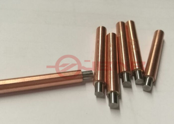 Electro - Forging Welding Electrodes Facings For Upsetting Of Studs And Rivets